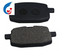 Motorcycle Spare Part Motorcycle Brake Pad For CD110