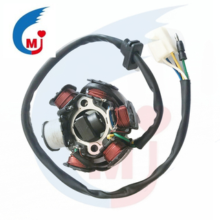 Motorcycle Parts Motorcycle Magnetor Stator Of CD110
