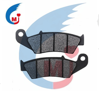 Motorcycle Spare Parts Motorcycle Brake Pads For CRF230
