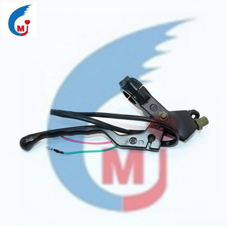 Motorcycle Handle Lever With Switch for Italika FT150
