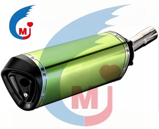 Motorcycle Parts Motorcycle Stainless Steel Muffler