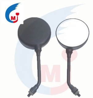 Motorcycle Rear Mirror Of BAJAJ BOXER CT100