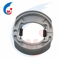 Motorcycle Brake Shoe Of BAJAJ BOXER CT100