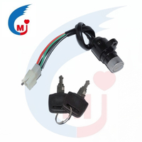 Motorcycle Main Switch Of AKT125