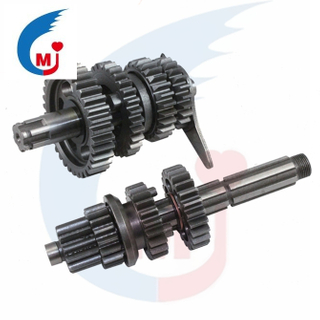 Motorcycle Parts Main and Counter Shaft of CD110