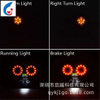 Motorcycle Modified LED Tail Light Harley Rear Tail Light Brake Light